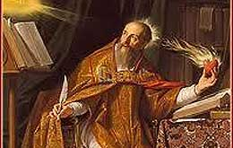 SAN AGUSTIN Obispo y Doctor de la Iglesia. – Tagaste (Argelia) 354 – Hipona (Argelia) 430