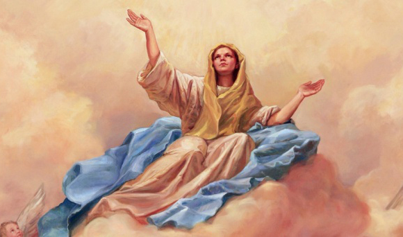 Solemnidad de la Asunción de la Virgen María.