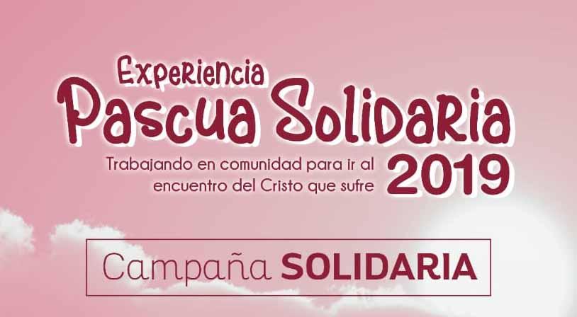 Campaña solidaria para Pascuas