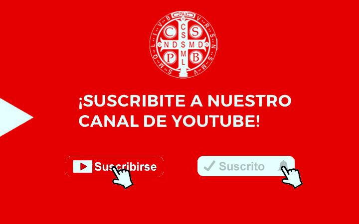 ¡Suscribite a nuestro canal de Youtube!
