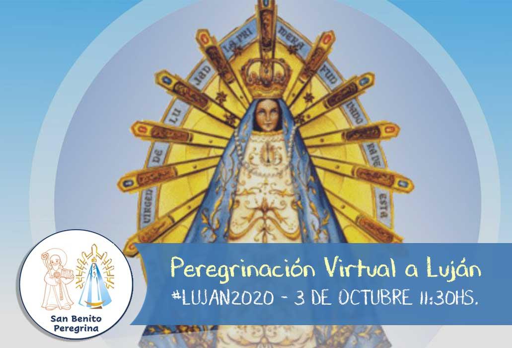 Nos preparamos para la Peregrinación Virtual a Luján